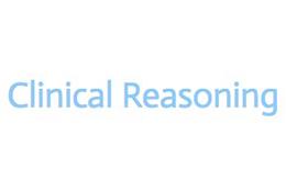 clinical reasoning - raciocínio clínico