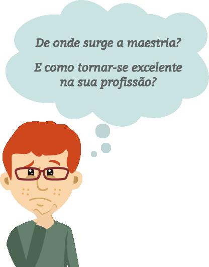 Maestria e excelência na medicina - raciocínio clínico - prática deliberada