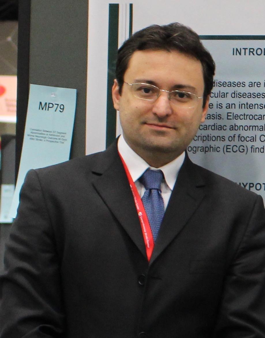 Gabriel Braga - Diagnóstico de AVC - Raciocínio Clínico