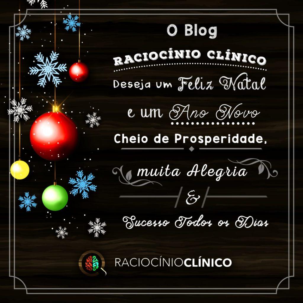 Feliz Natal - Raciocínio Clínico