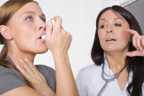 como ajudar seu médico - asma - raciocínio clínico