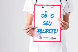 Dê seu palpite - Caso clínico Interativo #03 - Raciocínio Clínico